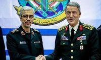 تماس تلفنی رییس ستاد ارتش ترکیه با سردار باقری