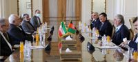 حمایت ایران از روند صلح به رهبری افغانها