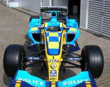 ماشین پلیسهای عجیب +عکس