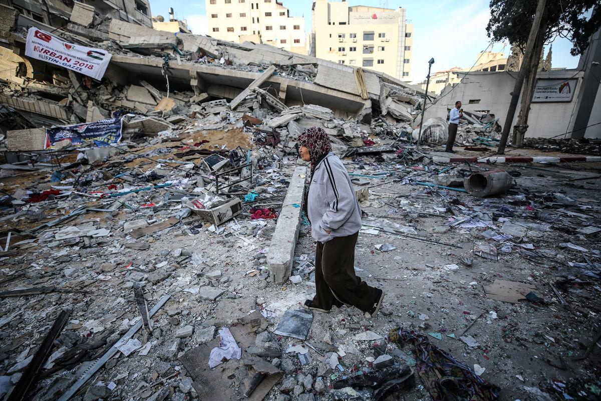 آمریکا از طرح فرانسه درباره غزه حمایت نمی کند