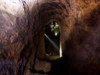 کشف تونلهای داعش بین عراق و سوریه