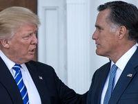 انتقادات تند ترامپ از سناتور جمهوریخواه