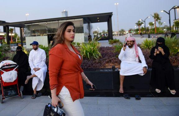 زنان سعودی و چالش لباس +تصاویر