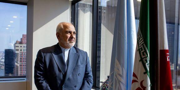 ظریف: آمریکا نمیتواند با فشار ایران را به زانو درآورد