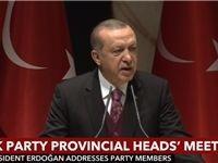 اردوغان: شهر عفرین محاصره شده و به زودی وارد مرکز آن میشویم