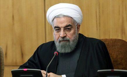 روحانی:توقیف دارایی ایران دزدی آشکاراست