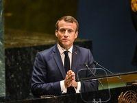 مکرون: اروپاییها برای تقویت دفاعی خود اقدامات بیشتری انجام دهند