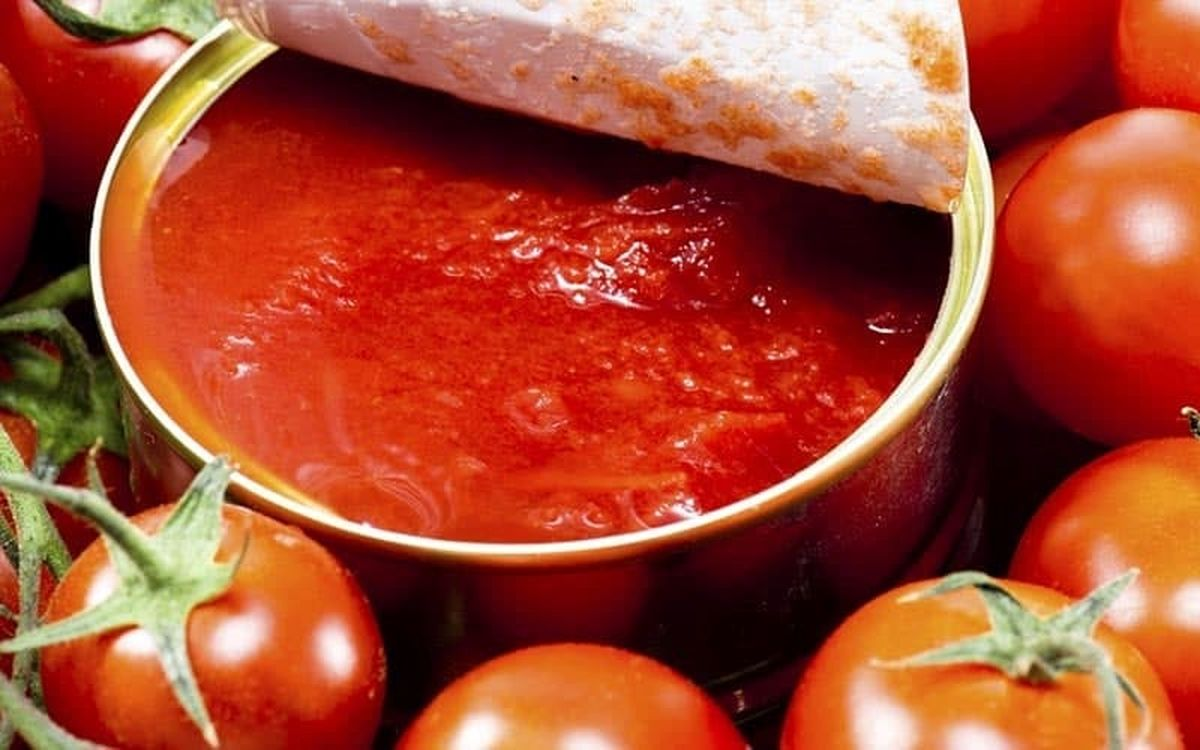 دلایل افزایش قیمت رب گوجه فرنگی