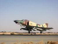رژه تمرینی هوایی مشترک جنگندههای ارتش و سپاه