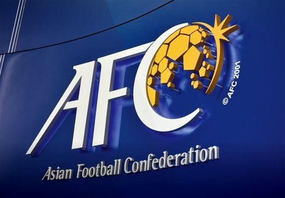 رای نهایی کنفدراسیون فوتبال آسیا به نفع ایران