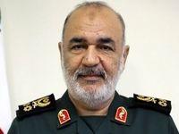 واکنش فرمانده کل سپاه به بیانیه مشترک 3کشور اروپایی