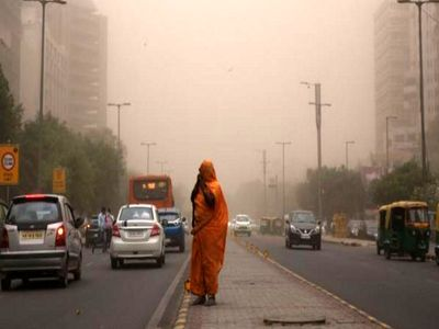 تلفات طوفان هند به ۶۰نفر رسید