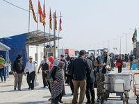 عراق: گذرگاههای مرزی به روی زوار بسته است