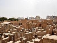 قبرستانی در تهران که بیمارستان شد+تصاویر