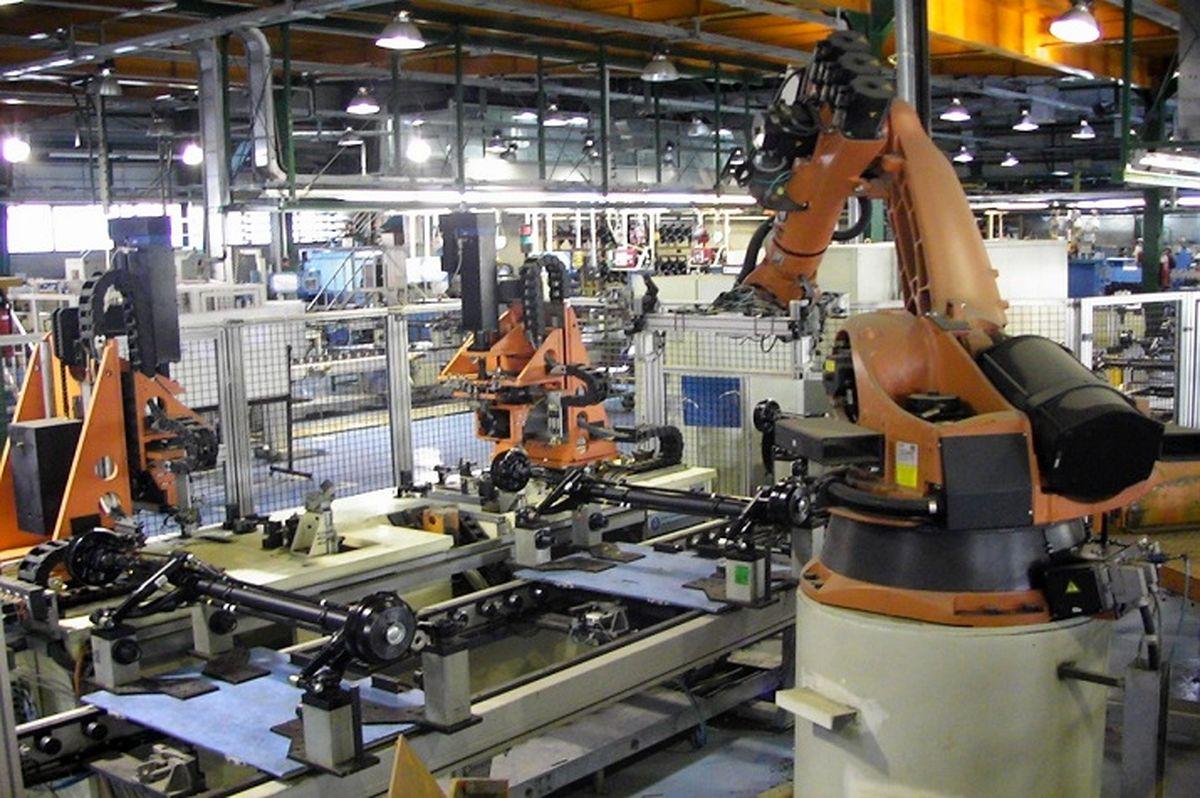 تولید سالانه ۲۵هزار دستگاه اکسل خودروی تارا