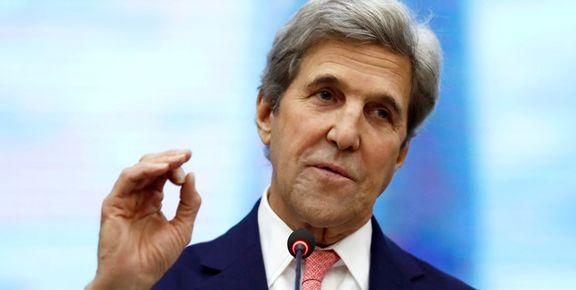 کری: این آمریکا بود که علیه ایران جنگ اقتصادی به راه انداخت