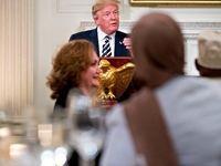 ترامپ افطاری داد! +تصاویر