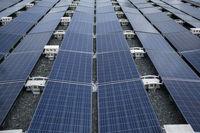 راهاندازی بزرگترین مزرعه خورشیدی خصوصی در چین