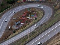 اعمال محدودیت ۱۲روزه تردد در جاده چالوس