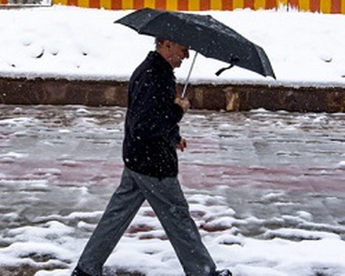 برف در راه 4استان