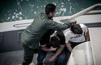 برخورد سپاه با صیادان متخلف خلیج فارس +تصاویر