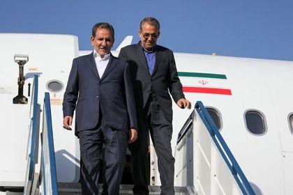 سفر معاون اول رییس جمهور به استان زنجان +تصاویر