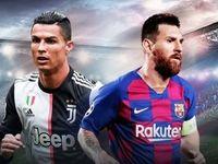 رونالدو و مسی چقدر بر گلهای لیگ قهرمانان اروپا تاثیر داشتند؟