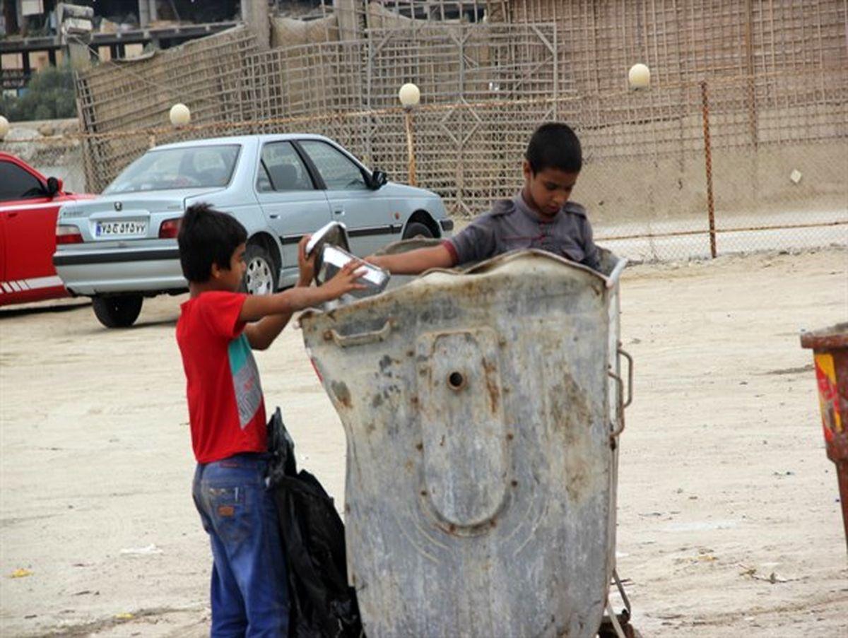 پیمانکاران مجوز بکارگیری کودکان در فرآیند جمعآوری و تفکیک پسماند را ندارند