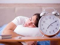 ترفندی برای کاهش وزن هنگام خواب