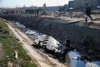 ۱۲۷جانباخته هواپیمای اوکراینی شهید اعلام شدند