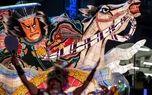 رونمایی ملانیا ترامپ از تزئینات کریسمس کاخ سفید +تصاویر