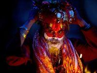 جشنواره خدای هندوها +تصاویر