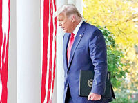 ترامپ بهدنبال فروپاشی جمهوریت است