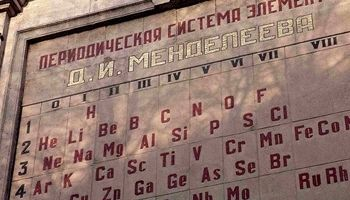 جدول تناوبی عناصر شیمیایی ۱۵۰ساله شد