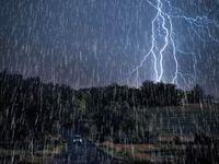 بارش شدید باران در خراسان رضوی؛ احتمال سیلاب در مشهد