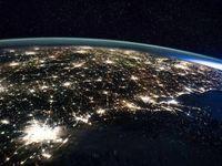 زمین را از دید فضانوردان ببینید +تصاویر