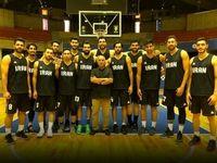 حضور پرویز پرستویی در اردوی تیم ملی بسکتبال + عکس