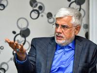 عارف: متاسفانه روحانی تعامل ضعیفی با مجلس دارد