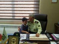 کودک ربایی برای 100 سکه طلا ناکام ماند +عکس