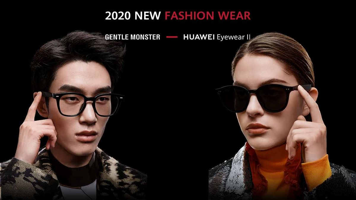 با عینک هوشمند هوآوی Eyewear II آشنا شوید؛ محصولی از آینده