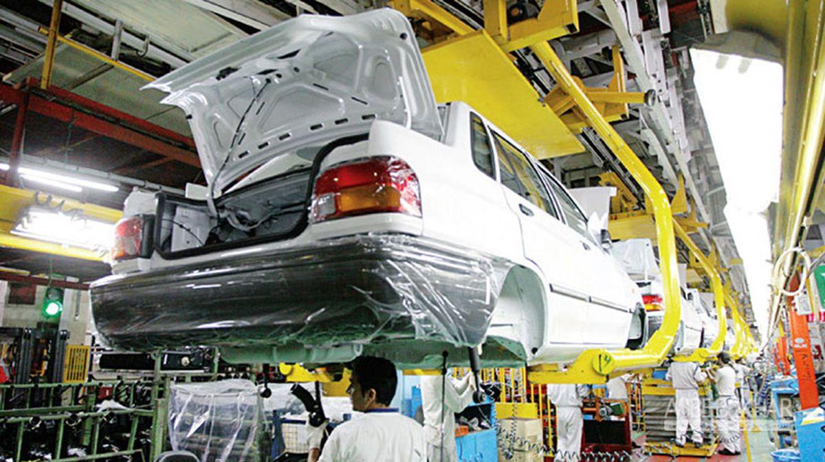 تولید خودروی سواری رشد ۱۹.۱درصدی داشت / کاهش تولید اتوبوس و مینیبوس