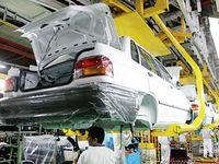 تولید بیش از ۴۷۸هزار دستگاه خودروی سواری تا پایان مهر