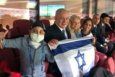 وقتی پوتین، نتانیاهو را سنگ روی یخ کرد؛ نتانیاهو برای تماشای فوتبال جام جهانی به مسکو رفت نه صحبت درباره ایران