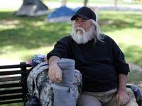 پایتخت بیخانمانهای آمریکا +تصاویر
