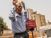 توصیههای اورژانس تهران در گرمازدگی +فیلم