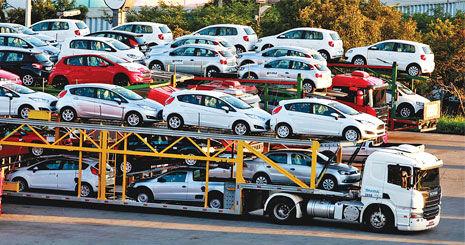 واردات خودرو قفل می شود