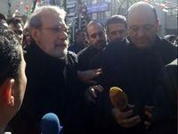 لاریجانی: انتخابات پرشوری خواهیم داشت