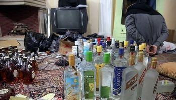 حال و روز مسموم شدگان با الکل در بیمارستان شهید رجایی کرج