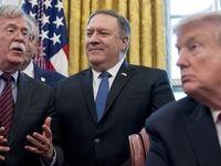 افزایش تنشها بین بولتون و پامپئو بر سر مسائل ایران