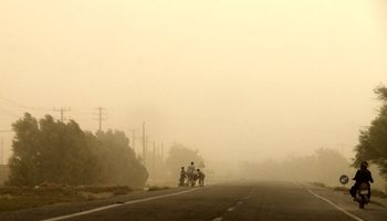 وزش باد شدید در تهران و 9 استان دیگر